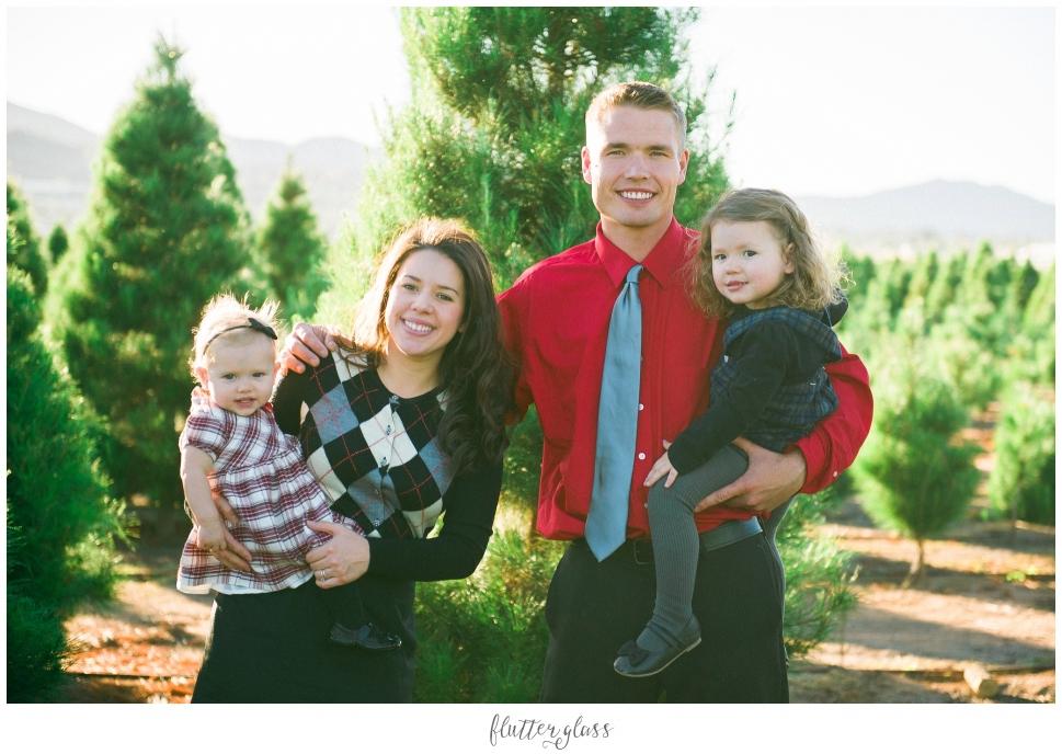 San Diego Family Portraits Christmas Holiday_0027