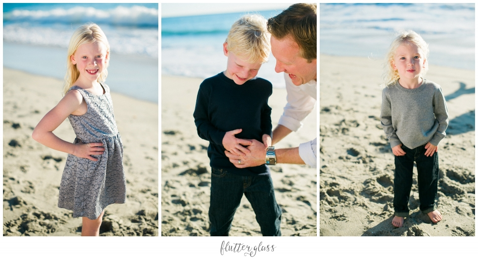 San Diego Family Portraits Beach Oceanside