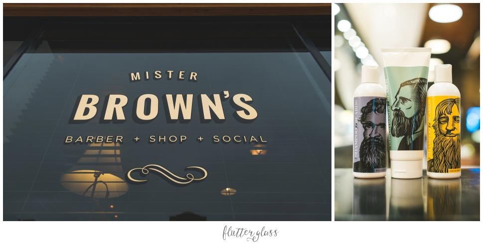 Mister Brown