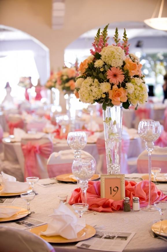Table Setting - Maria Wedding