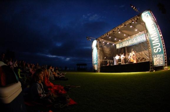 SummerFest Under the Stars