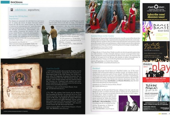 VIA destinations magazine