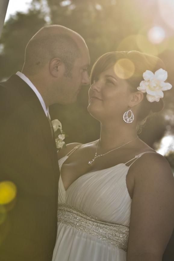 Bree & Rob Meyer Wedding - Portraits