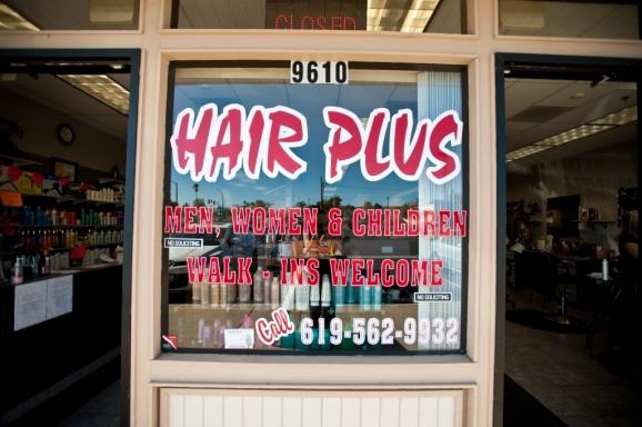 Melissa & Eric Reeder Wedding - Hair Plus - El Cajon