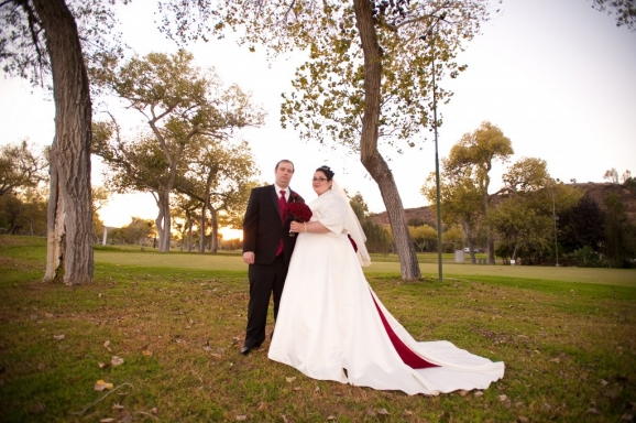 Melissa & Eric Reeder Wedding - Cottonwood