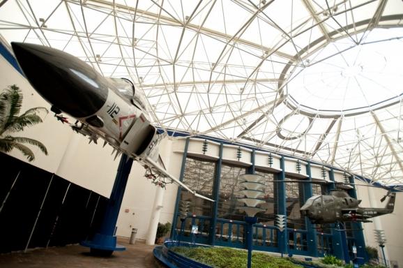 02-05-10 Tafelmusik at the San Diego Air & Space Museum