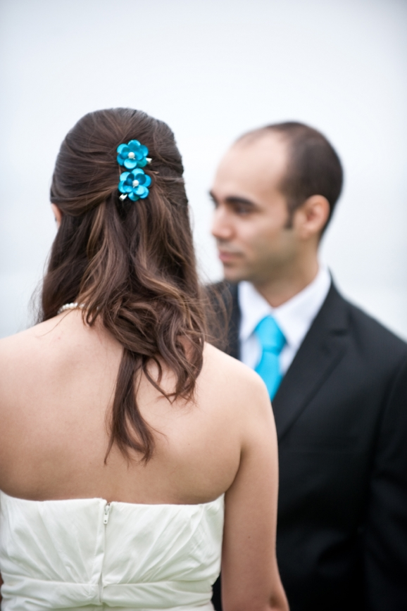 Lynette & Jonathan - Wedding Bowl at Couvier Park - La Jolla, CA