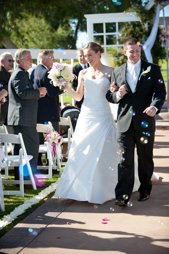 Robin & Chris Wedding - Steele Canyon Golf Club - Jamul, CA