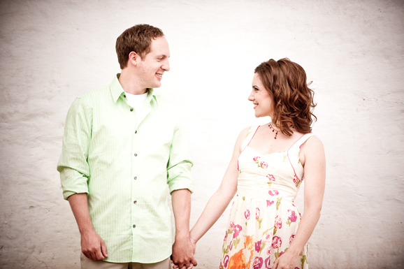 Sarah & Chaz - Engagement Shoot - Old Town - San Diego, CA
