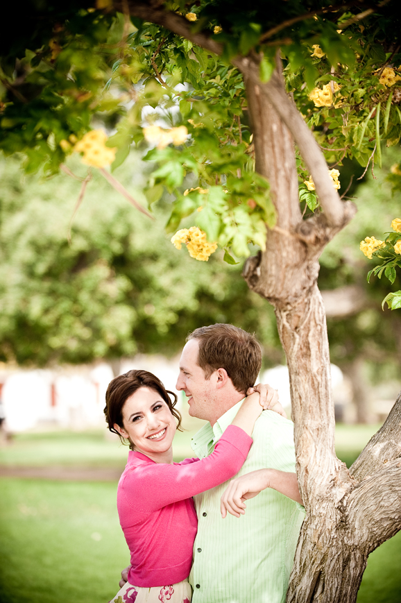 Sarah & Charlie - Engagement Shoot - Old Town - San Diego, CA