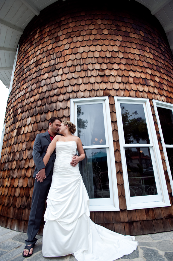 Jessica & Chad - Cardiff by the Sea Lodge - Cardiff by the Sea, CA