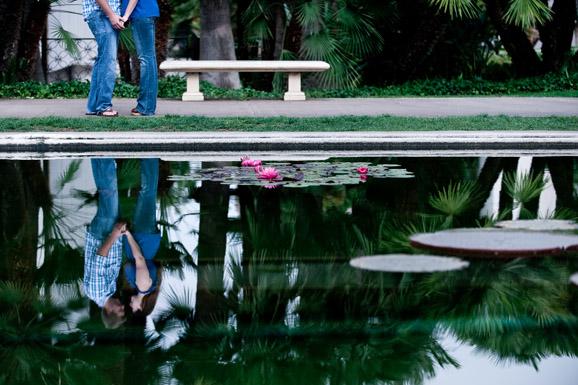 Kim & Jordan Engagement Session - Balboa Park - San Diego, CA