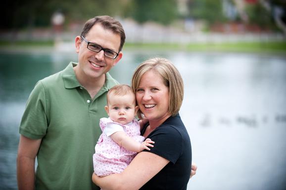 Smith Family Portraits - Temecula Duck Pond - Temecula, CA