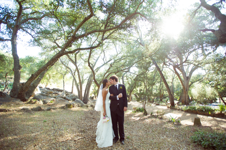 SAN DIEGO FOREST WEDDING