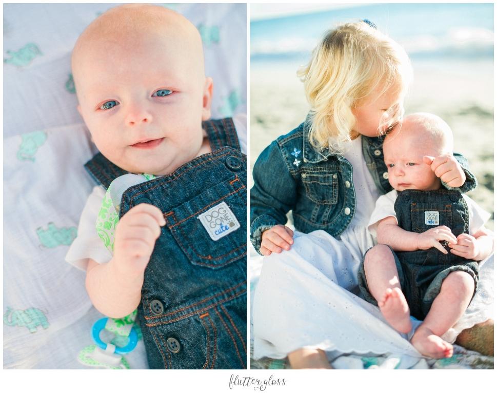 San Diego Family Portraits Beach Oceanside